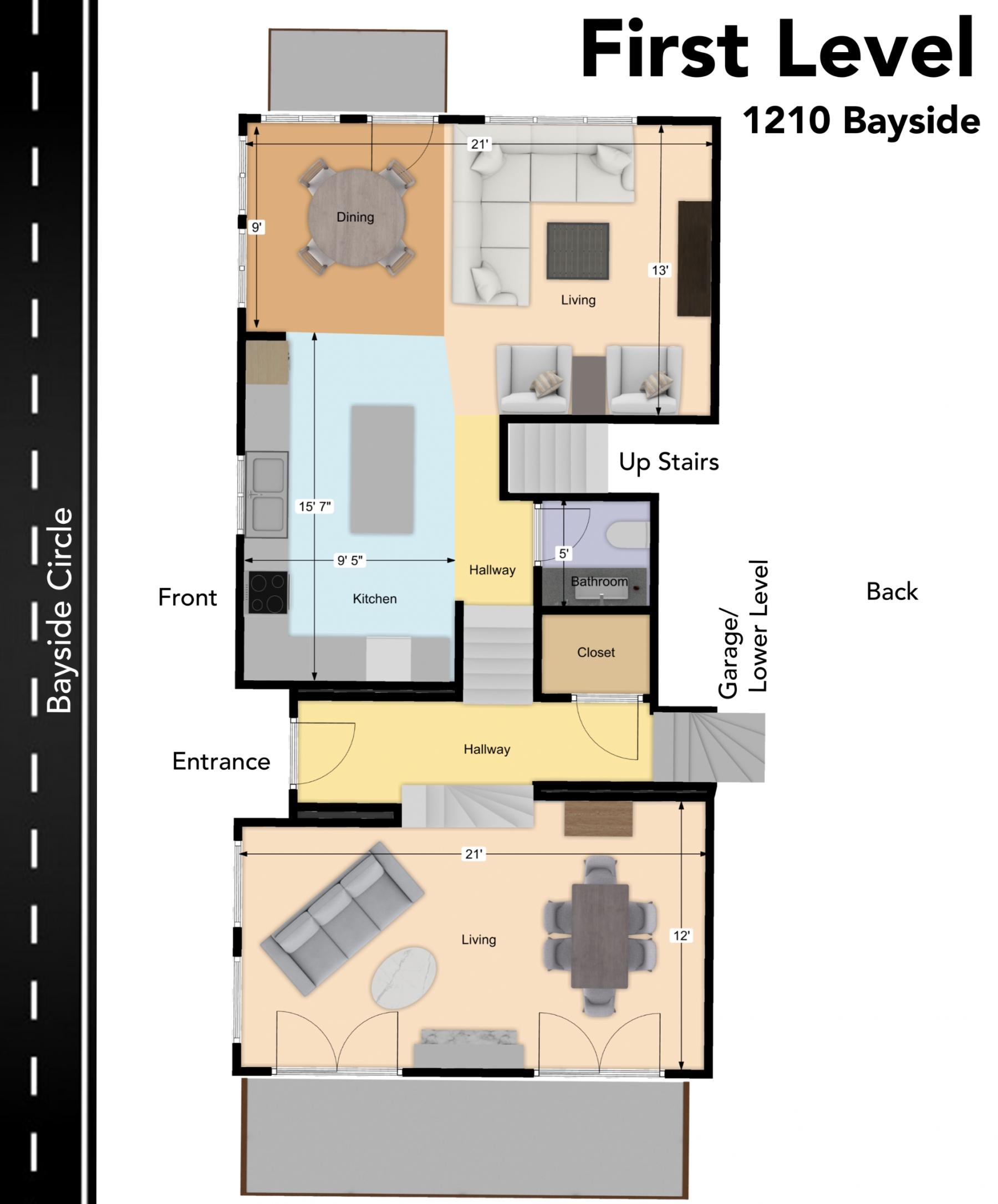 1210 Bayside Lane, Oxnard, CA 93035